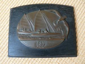 Preis von 1929 für 22qm Rennjollen