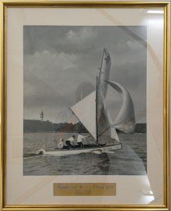 Seglerhauspreis 1928 Gewinner Darling N.R.V.